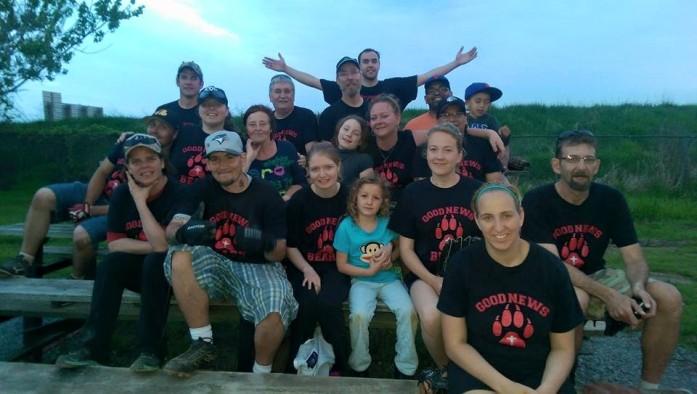 Our Baseball Team