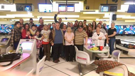 Bowling, Supper & Social