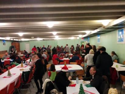 Christmas Eve Community Dinner