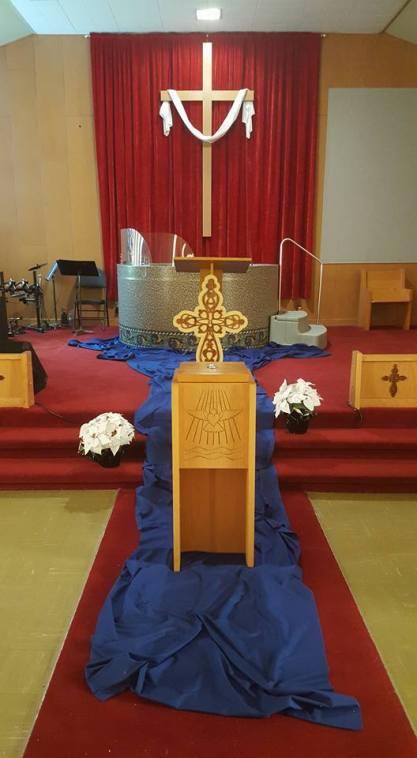 Ready for Baptisms